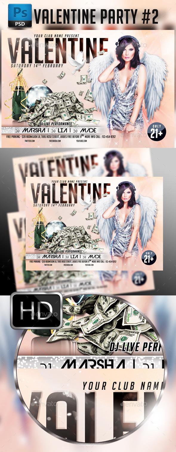 GraphicRiver Valentines #2 9936483