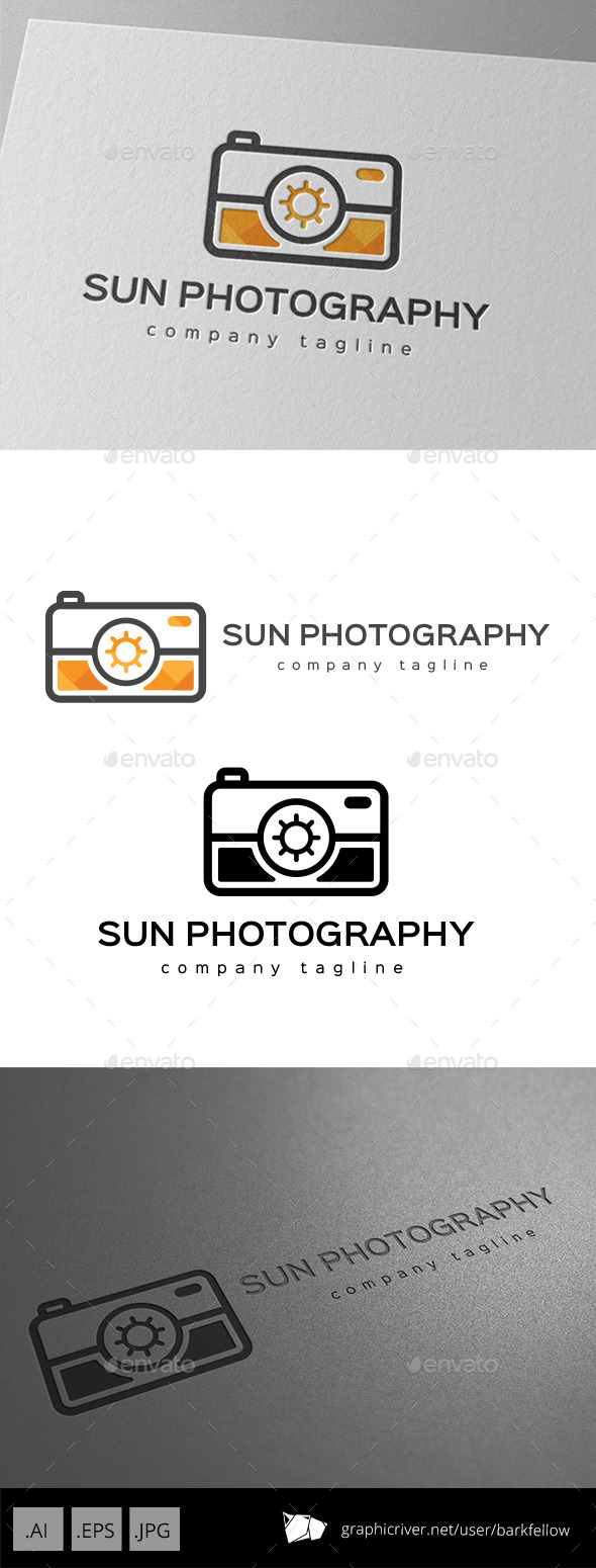 Sun Photography Services Logo