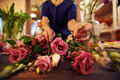 Working florist - PhotoDune Item for Sale