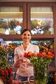 Flower vendor - PhotoDune Item for Sale