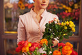 Woman with flowers - PhotoDune Item for Sale