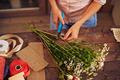 Pruning flowers - PhotoDune Item for Sale