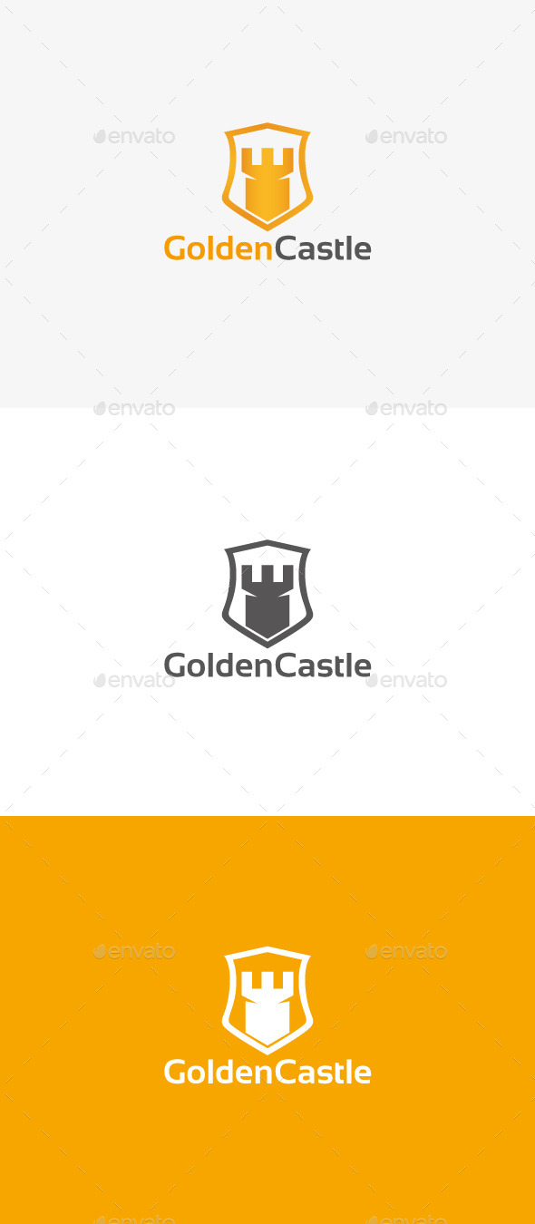 GraphicRiver Golden Castle 9936994