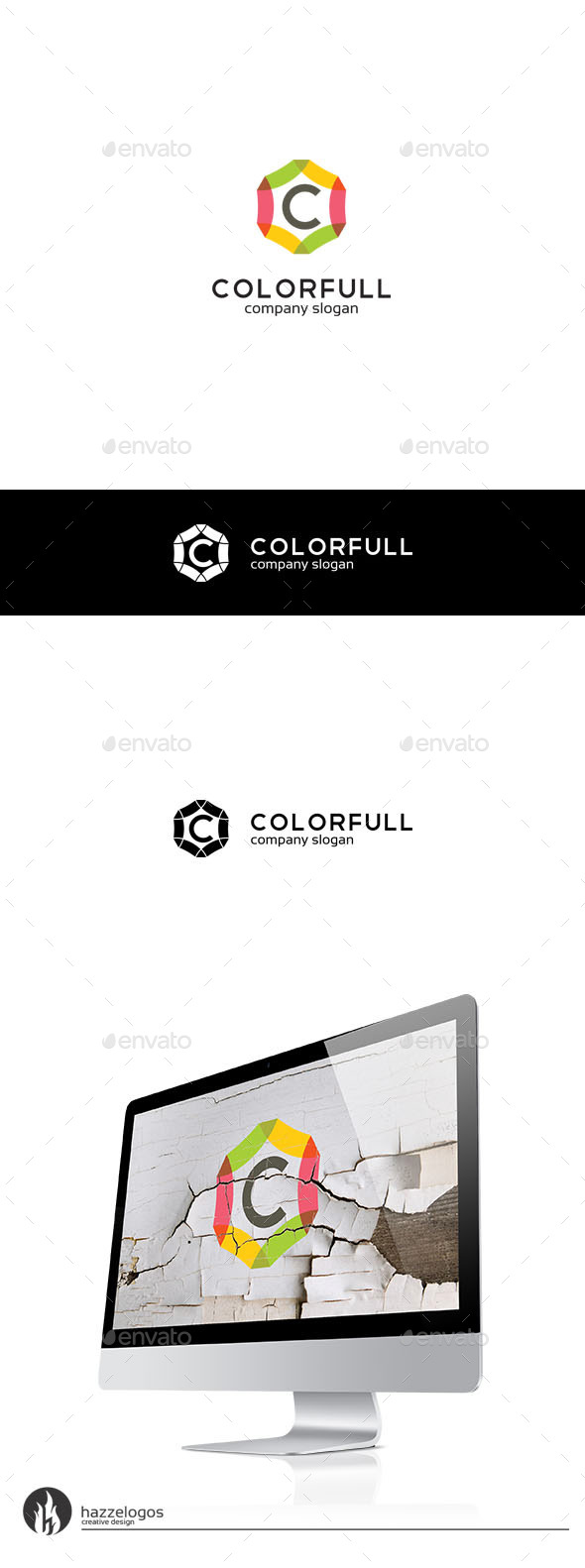 GraphicRiver Colorfull Logo 9937264