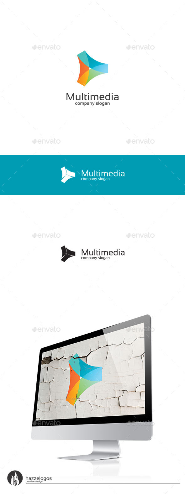 GraphicRiver Multimedia Logo 9937525
