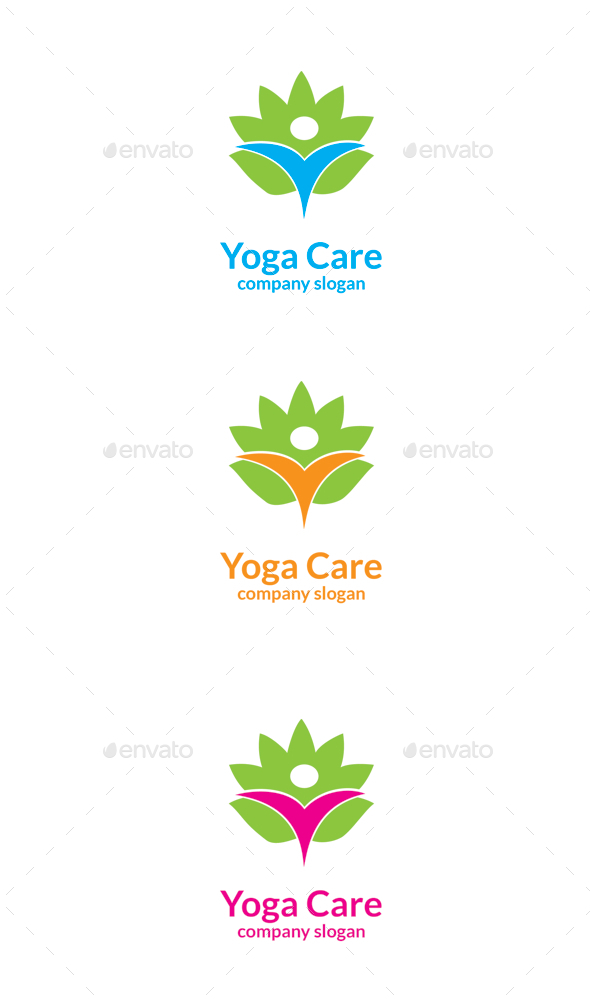 GraphicRiver Yoga Care 9937613