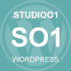 StudioO1 | One Page Multi Purpose WordPress Theme
