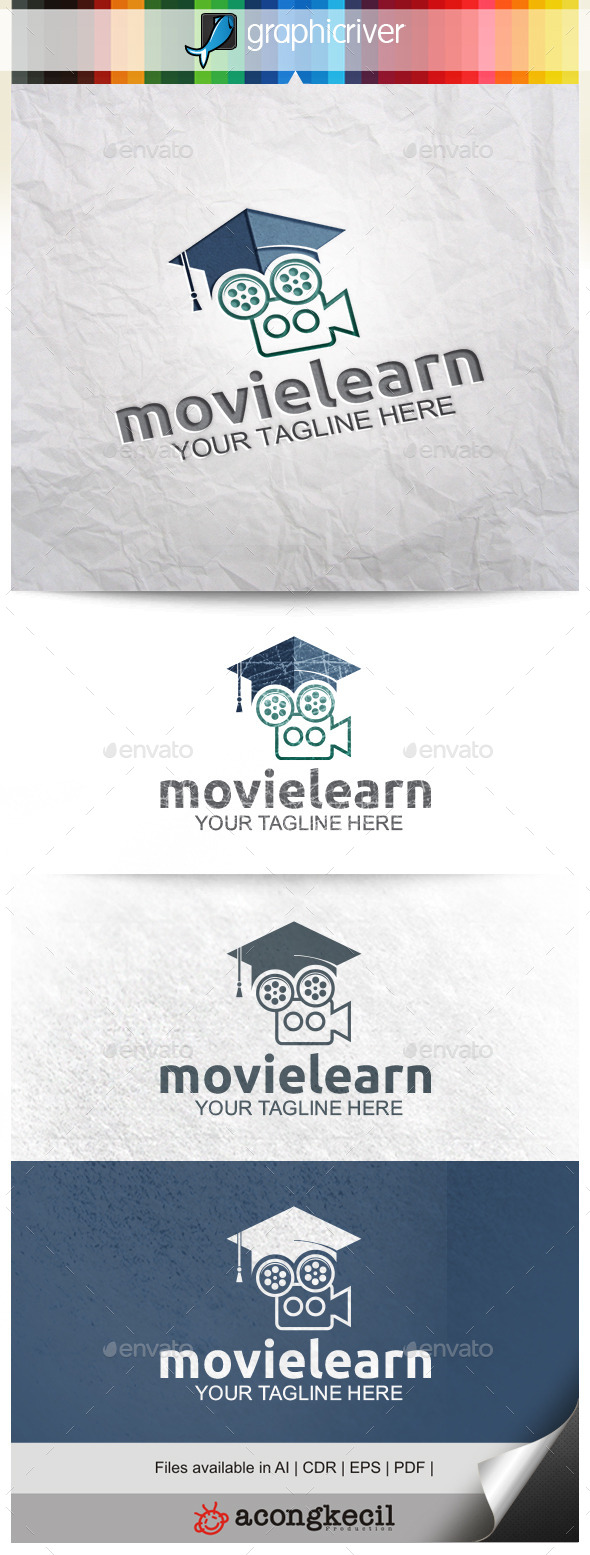GraphicRiver Movie Learn 9937620