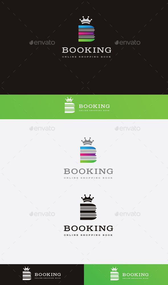 GraphicRiver Booking 9937621