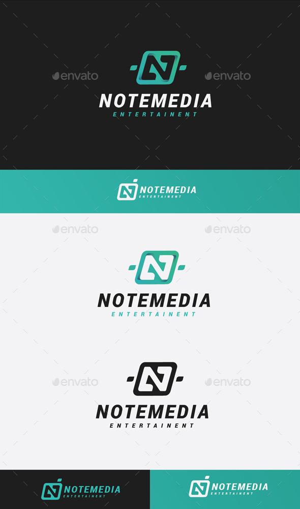 GraphicRiver Note Media 9937664