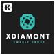 Jewelry Diamond logo - GraphicRiver Item for Sale