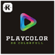 Color Play Logo - GraphicRiver Item for Sale
