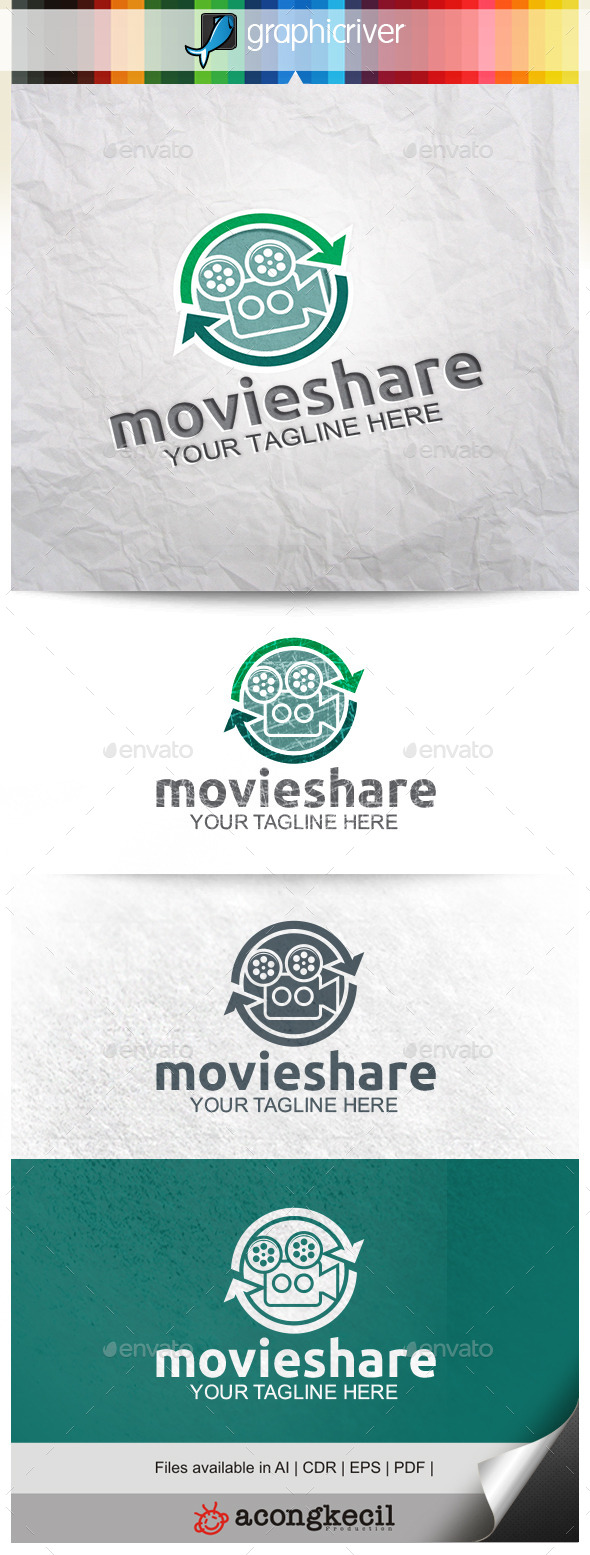 GraphicRiver Movie Share 9938120
