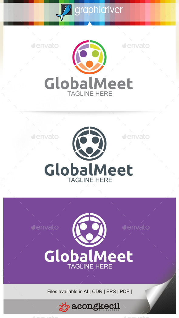 GraphicRiver Global Meet 9938153