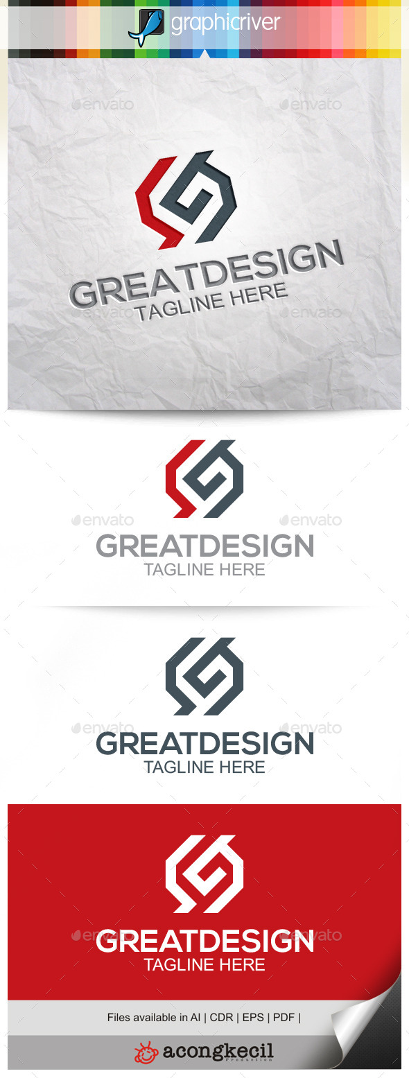 GraphicRiver Great Design 9938172
