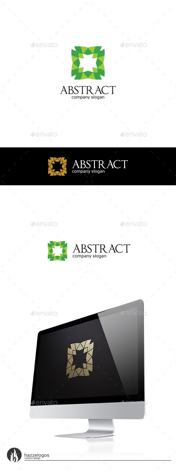GraphicRiver Abstract Logo 9938587