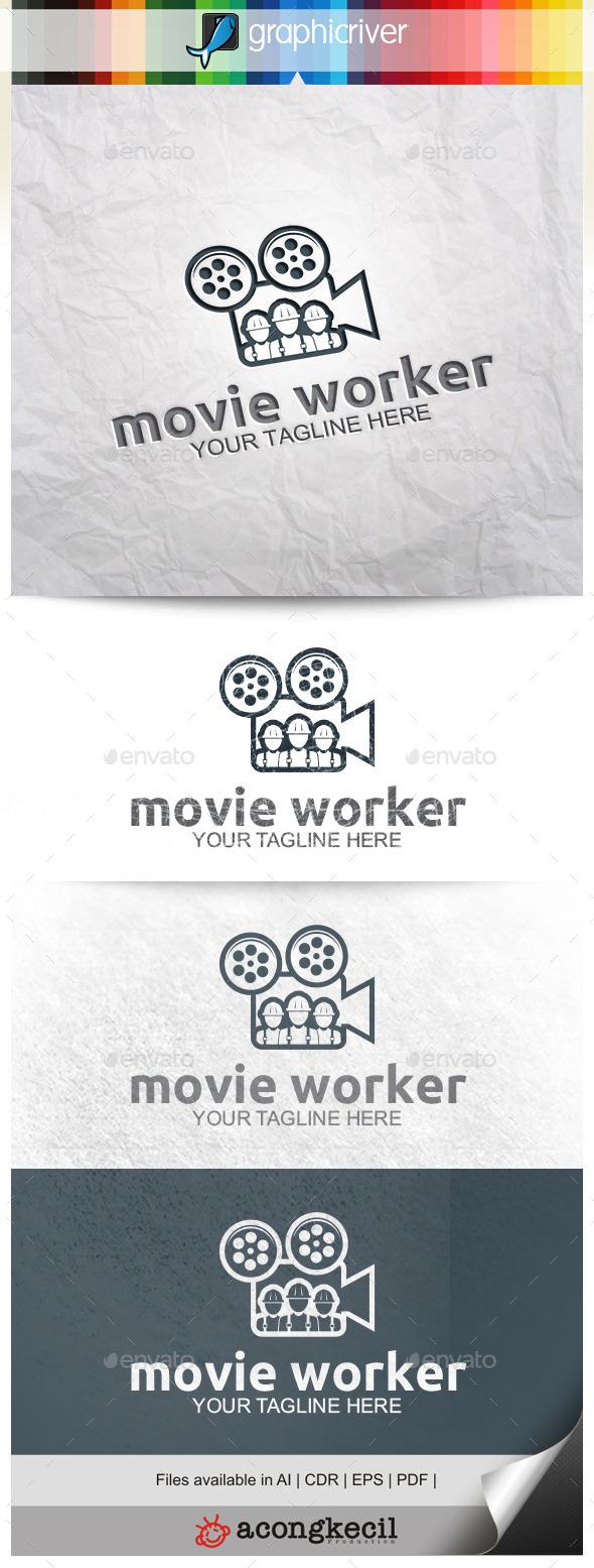 GraphicRiver Movie Worker 9938616
