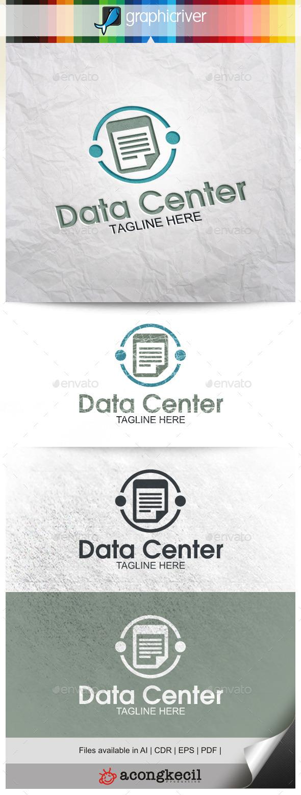 GraphicRiver Data Center V.2 9938641
