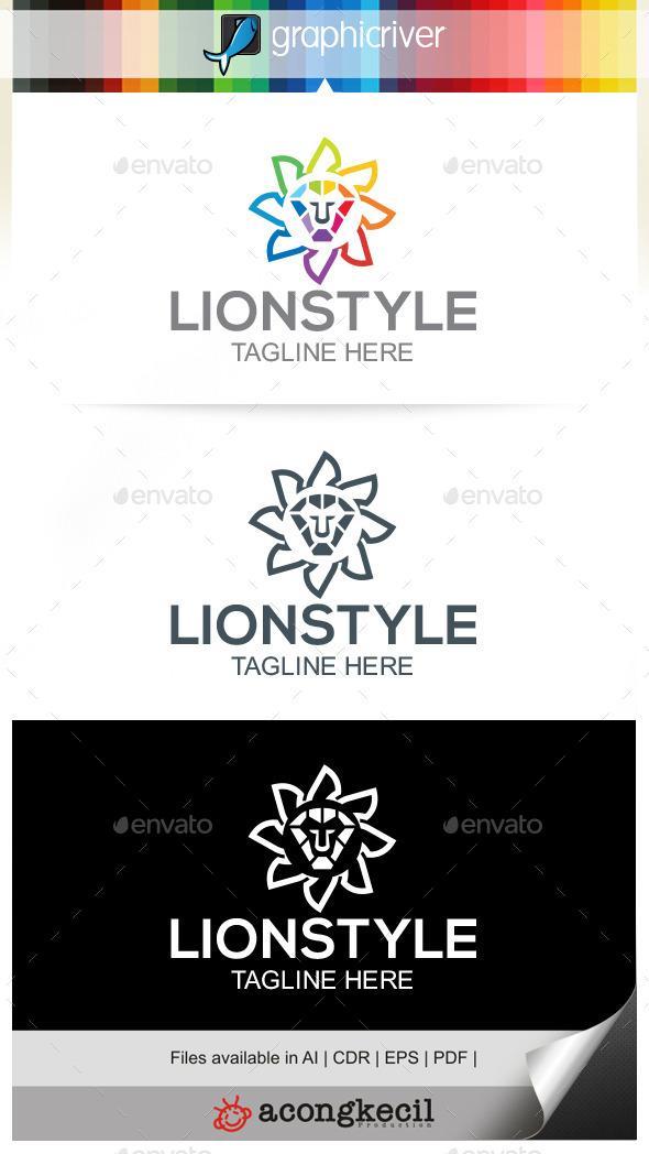 GraphicRiver Lion Style V.2 9938680
