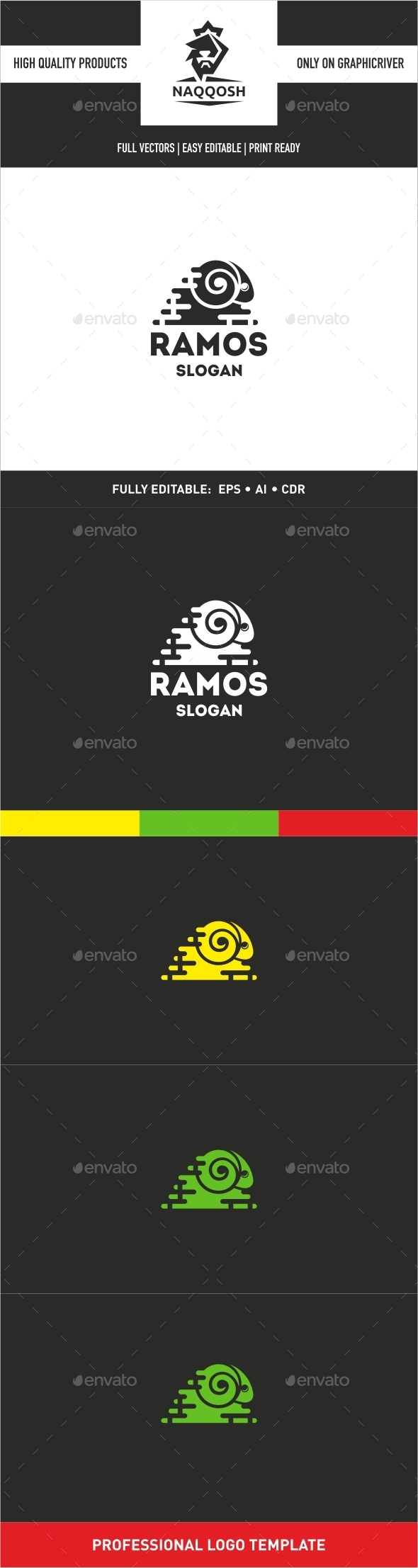 GraphicRiver Ramos 9938684