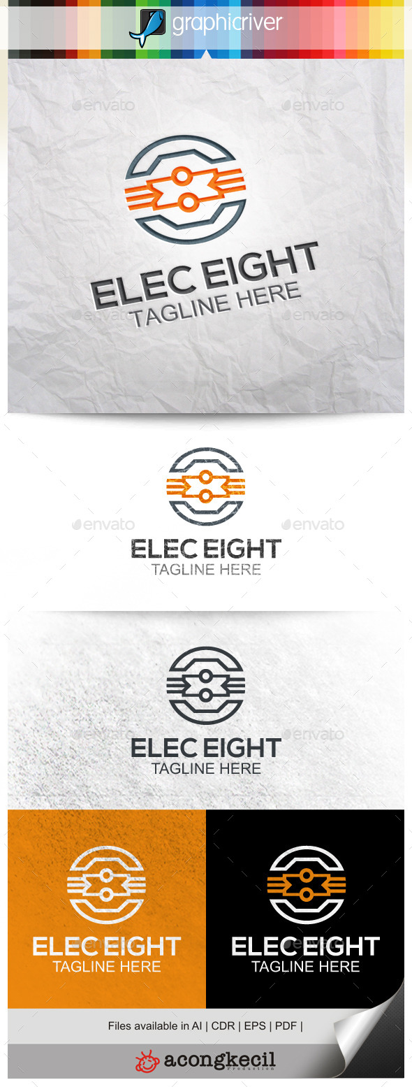 GraphicRiver Elec Eight 9938700