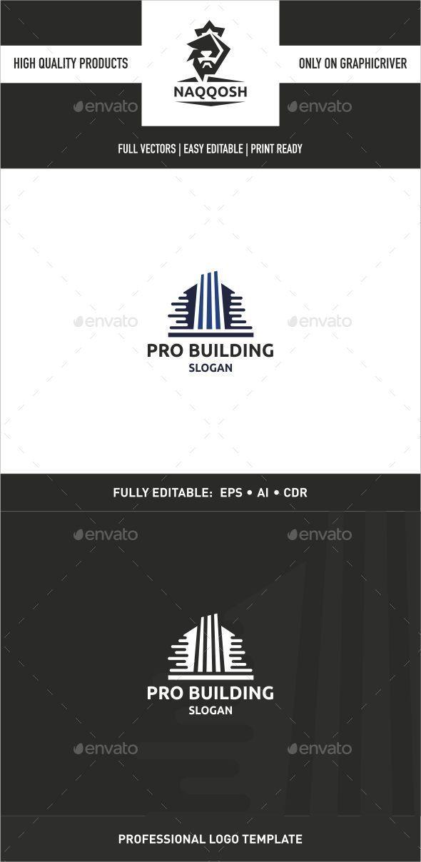 GraphicRiver Pro Building 9938781
