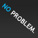 NO PROBLEM. | Clean&Simple business template - ThemeForest Item for Sale