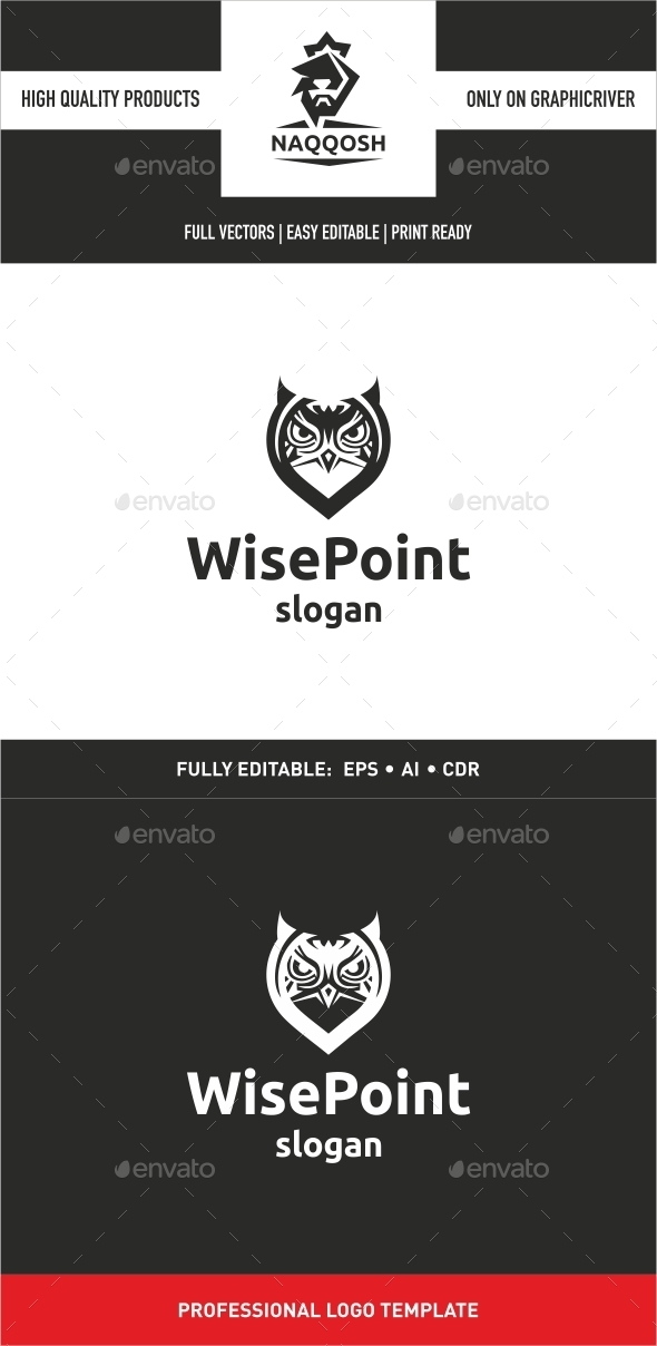 GraphicRiver Wise Point 9938805