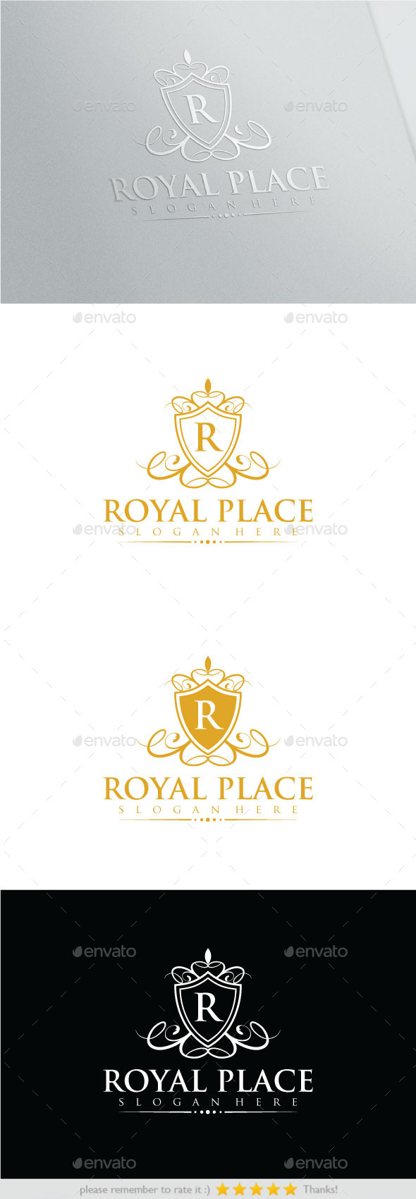 GraphicRiver Royal Place 9938829