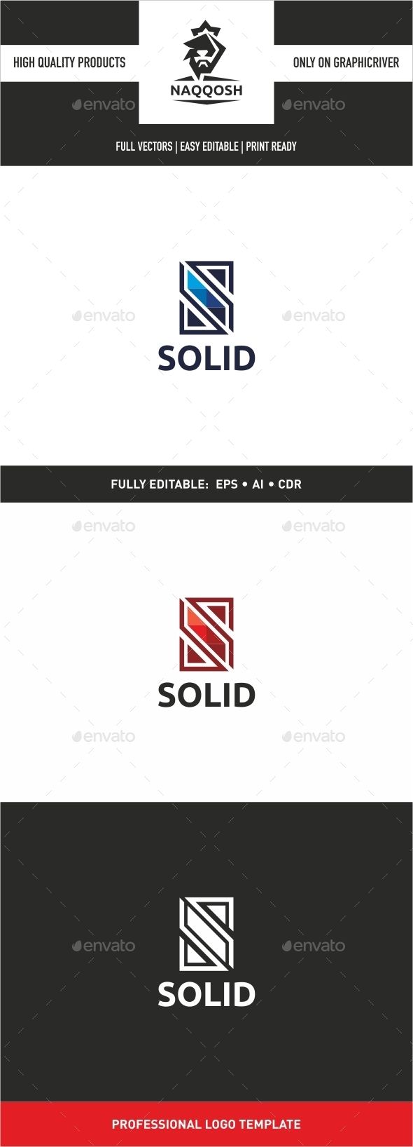 GraphicRiver Solid 9938998