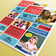 School Flyer + Roll Up Banner - GraphicRiver Item for Sale