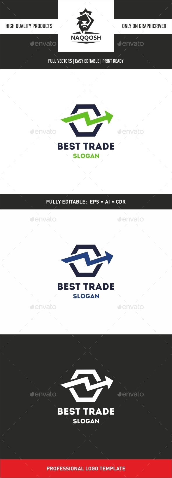 GraphicRiver Best Trade 9939124