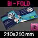 Company Brochure Bi-Fold Template Vol.38 - GraphicRiver Item for Sale