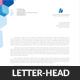 Corporate Business Letterhead Bundle Template - GraphicRiver Item for Sale