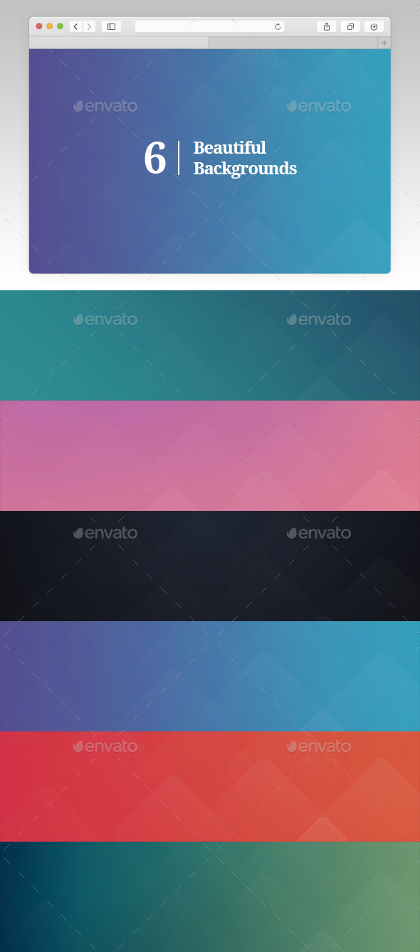 GraphicRiver Beautiful Backgrounds 9939215