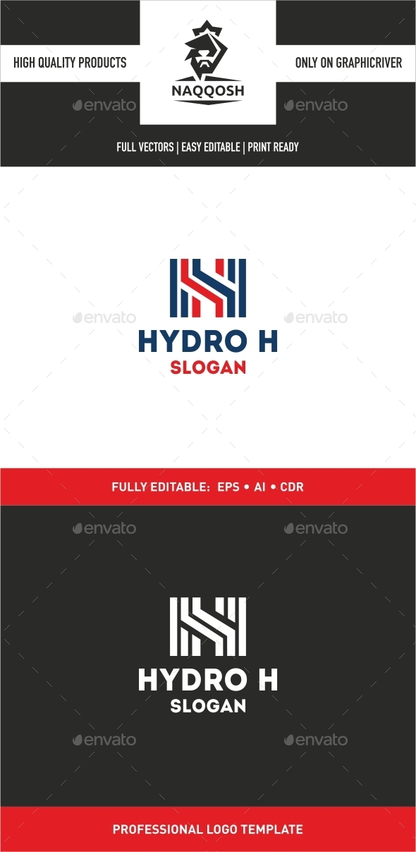 GraphicRiver Hydro H 9939221