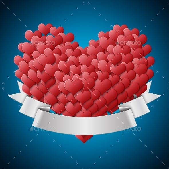 GraphicRiver Valentine 9939556