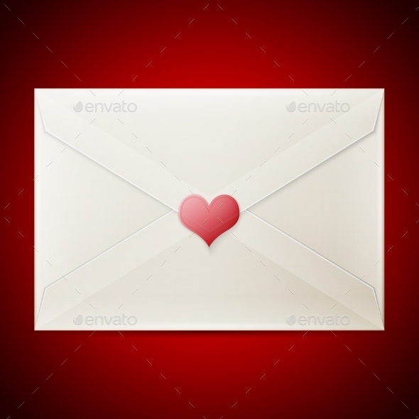 GraphicRiver Valentine Love Letter 9939565