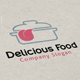 Delicious Food Logo - GraphicRiver Item for Sale