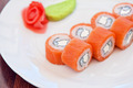 Salmon roll sushi - PhotoDune Item for Sale