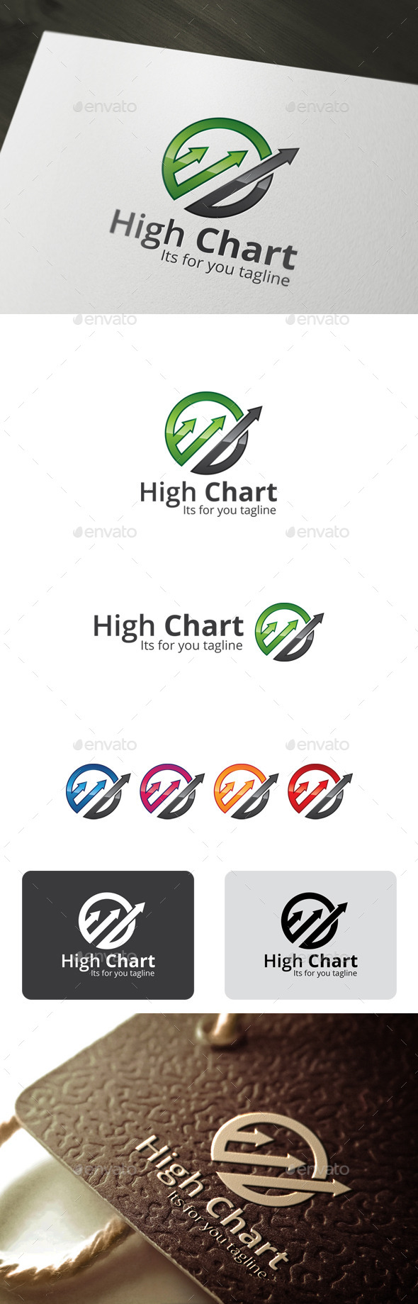 GraphicRiver High Chart 9941118