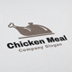 Chicken Meal Logo - GraphicRiver Item for Sale