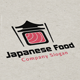 Japanese Food Logo - GraphicRiver Item for Sale
