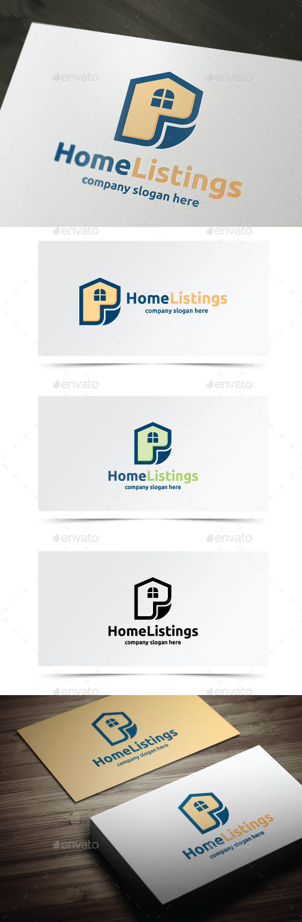 GraphicRiver Home Lisings 9941585