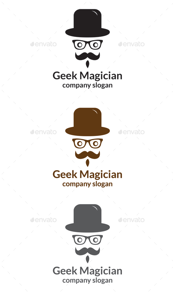 GraphicRiver Geek Magician 9941611