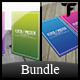 Flyer Mock Up Bundle 02 - GraphicRiver Item for Sale