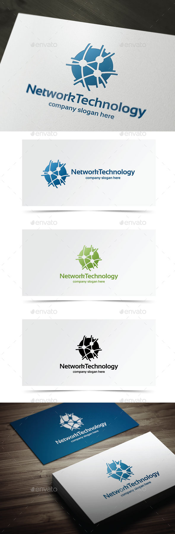 GraphicRiver Network Technology 9941619