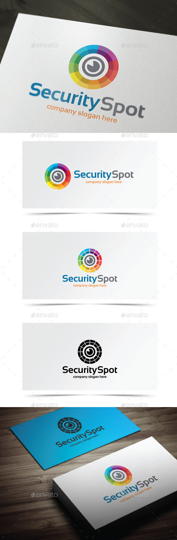 GraphicRiver Security Spot 9941634