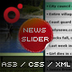 XML Driven News Slideshow / Banner Rotator - ActiveDen Item for Sale