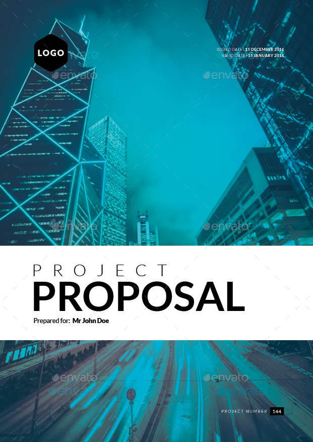 Graphicriver The Proposal 9942418